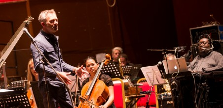 Colston Hall announce Fast Forward Music Festival with new British Paraorchestra commission