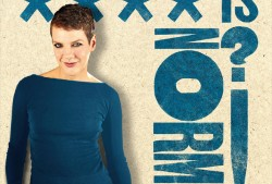 Review: Francesca Martinez: 'What the **** is Normal?!'