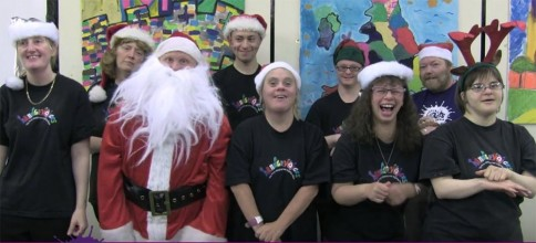 Festive Fundraising Fun with Hands & Voices