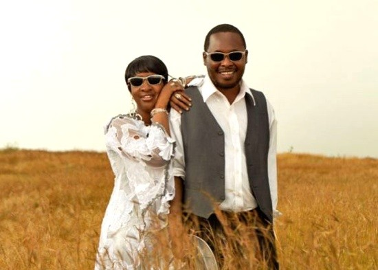 photo of blind performers amadou and mariam