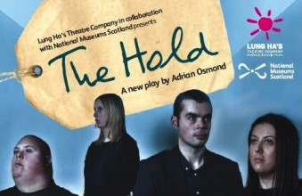 The Hold, from Lung Ha's Theatre Company, in collaboration with National Museums Scotland