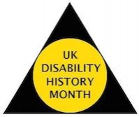 UK Disability History Month (UKDHM) 2014