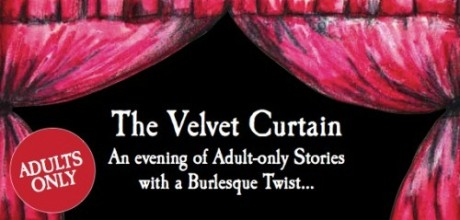 Hastings Storytelling Festival: The Velvet Curtain