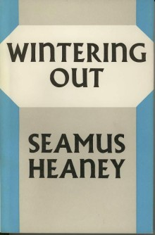 front cover of Wintering Out by Seamus Heaney