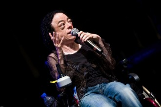Liz Carr -The Benefits Downstairs