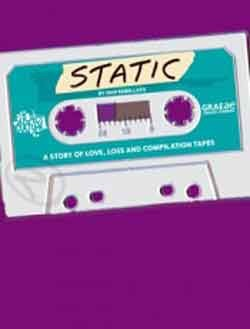 Flyer for Static Static