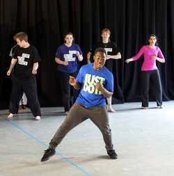 News: Step into Dance: Inclusive dance practice... unlocking creativity and freeing inhibitions