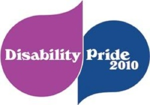 Disability Pride logo