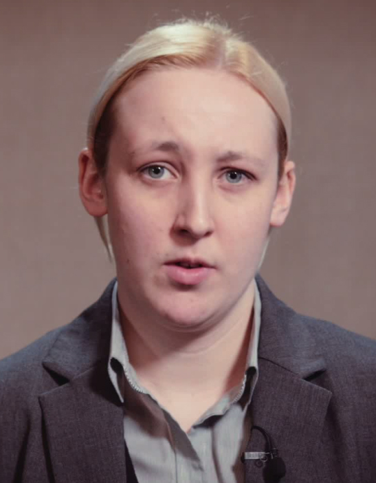 portrait photo of Mhairi Black