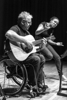 Disability Arts Touring Network: The Why? Festival