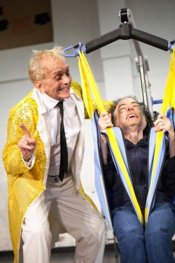 Review: Unlimited: Liz Carr: Assisted Suicide The Musical