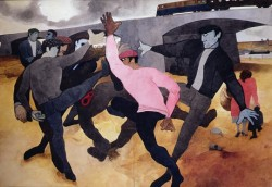 Review: Edward Burra Retrospective at Pallant House Gallery