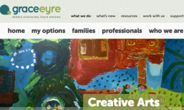 Creative writing project with the Grace Eyre Foundation