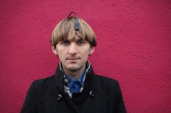 News: Spanish artist and musician Neil Harbisson develops device enabling him to interpret colours as different musical frequencies