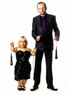 Disability Arts Touring Network: One Of Us Will Die: A hilarious new take on love
