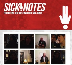 Review: SICK! Festival presents Sick Notes an online archive