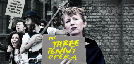 Graeae Theatre stage a new production of The Threepenny Opera