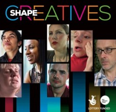 Shape Creative Steps: David Hevey documentaries