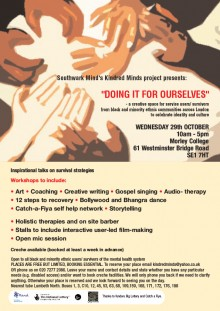 DOING IT FOR OURSELVES EVENT