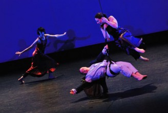 photo of dance group