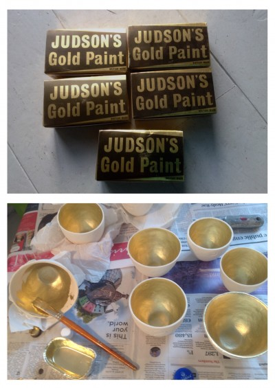 The last of the Judson's Gold.