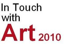 In Touch with Art 2010 logo