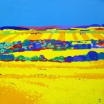 Mike Fryer painting titled South Darenth