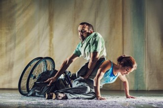 Edinburgh Festival: Stopgap Dance Company's 'Artificial Things'